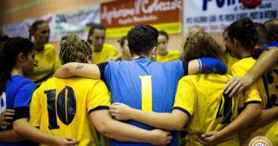 """""""Handball House"""", la bella iniziativa delle ragazze della Cassa Rurale Pontinia"""