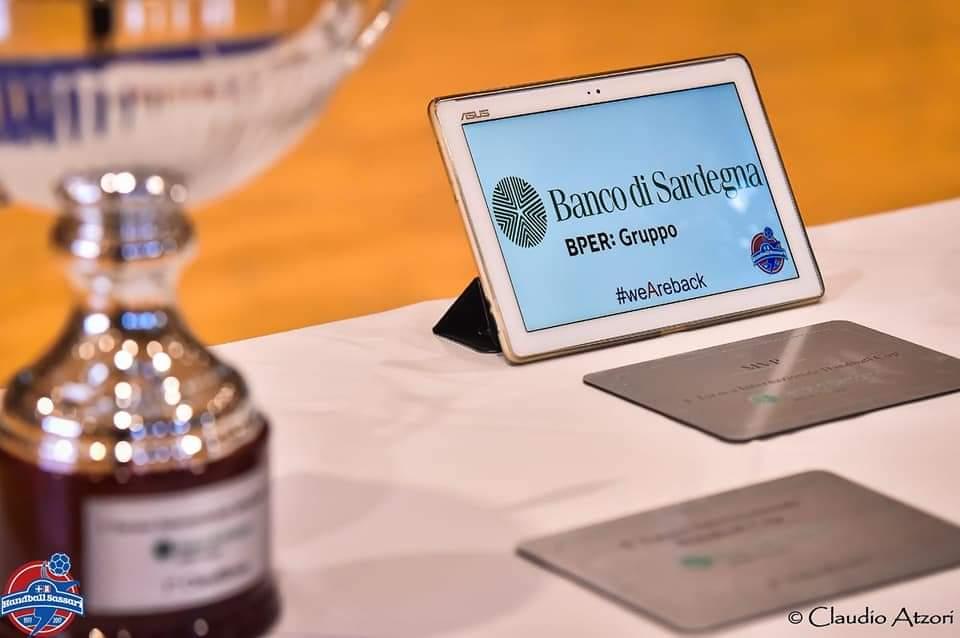 Raimond Sassari, la Handball Cup – Banco di Sardegna torna al PalaSantoru