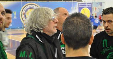 Pallamano Chieti, Mario Iezzi festeggia i suoi trent'anni all'interno dello staff tecnico neroverde