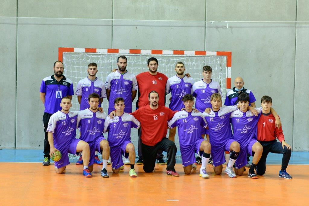 Grande prova della Fiorentina Handball contro Chiaravalle