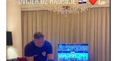 Mario Mandžukić VS Simon Kyaer. A Milanello si prepara la grande sfida tra Croazia e Danimarca ai Mondiali in Egitto