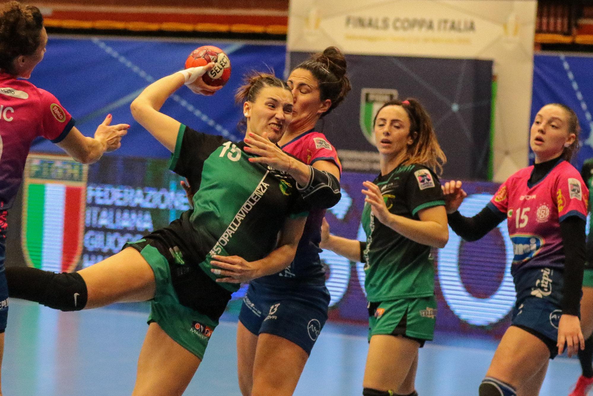 Serie A Beretta femminile in campo per la 20^ giornata