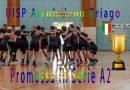 L'Arcobaleno Oriago vince la FINALE Area Veneto Friuli V.G e si aggiudica il passaggio diretto alla SERIE A2