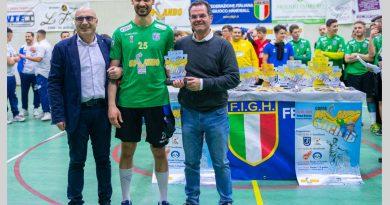 Orlando Pallamano Haenna, torna il catanese Dario Quattrocchi