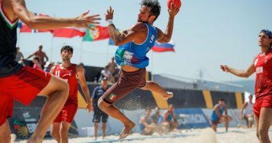 Tre Ventimigliesi alla Champion's Cup di Beach Handball