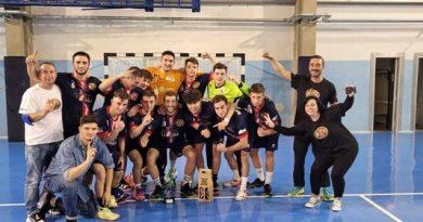 Prima uscita ufficiale e prima vittoria per la Mugello Handball UTD